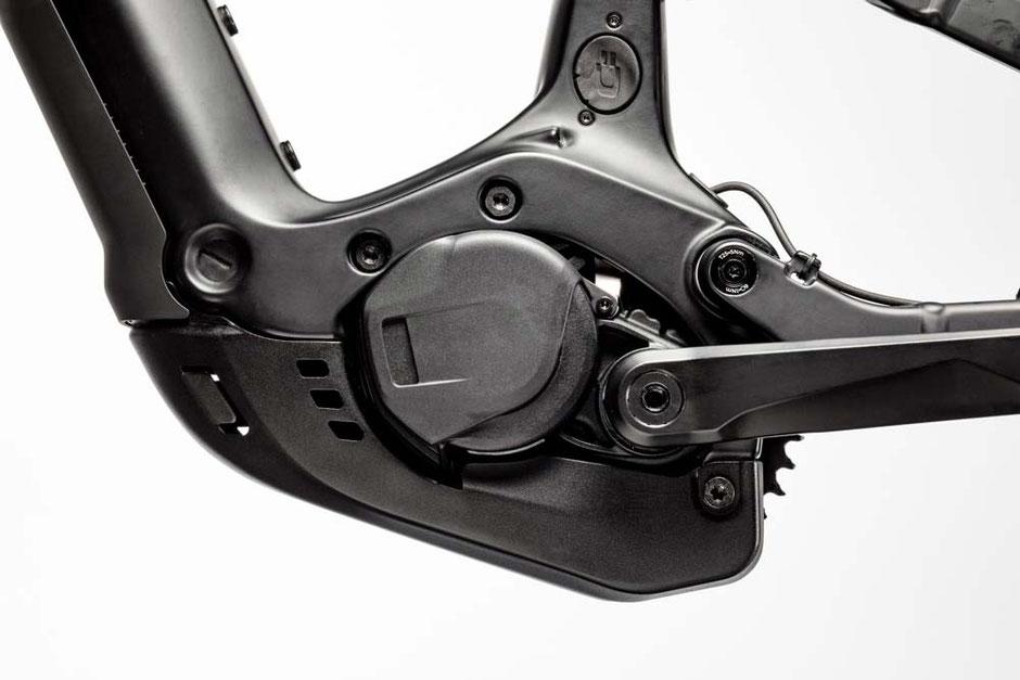 Bosch Performance CX Motor im Habit Neo von Cannondale