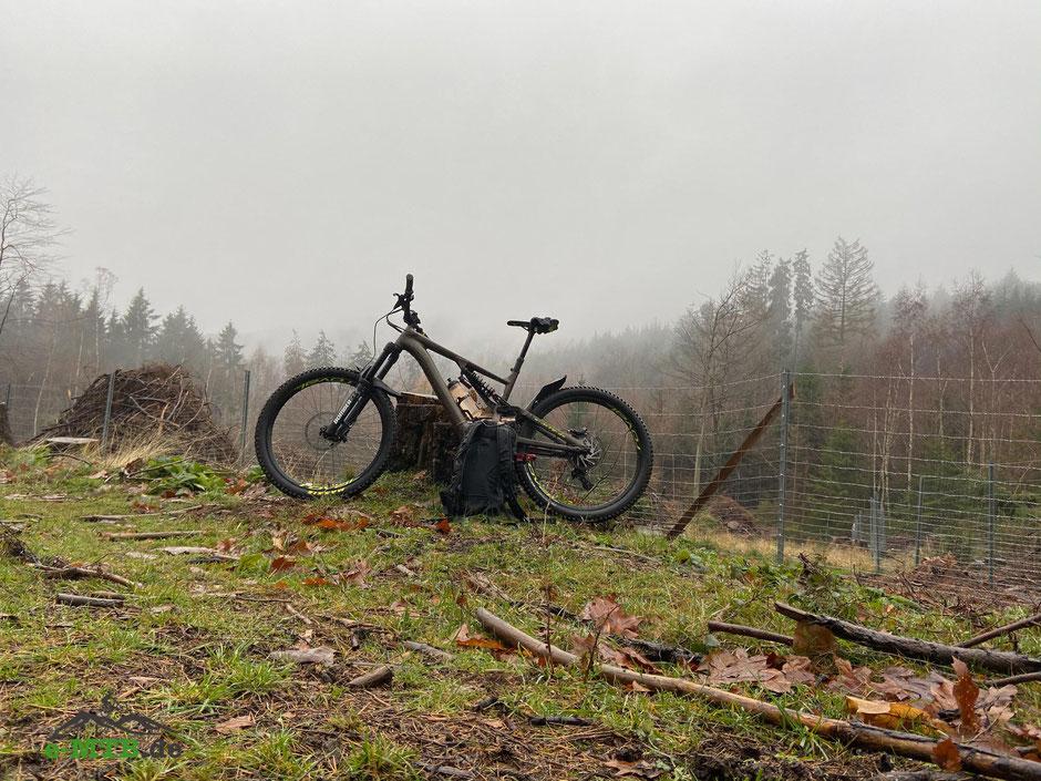 Das e-MTB Specialized Kenevo im Test auf Wiesbadener Trails