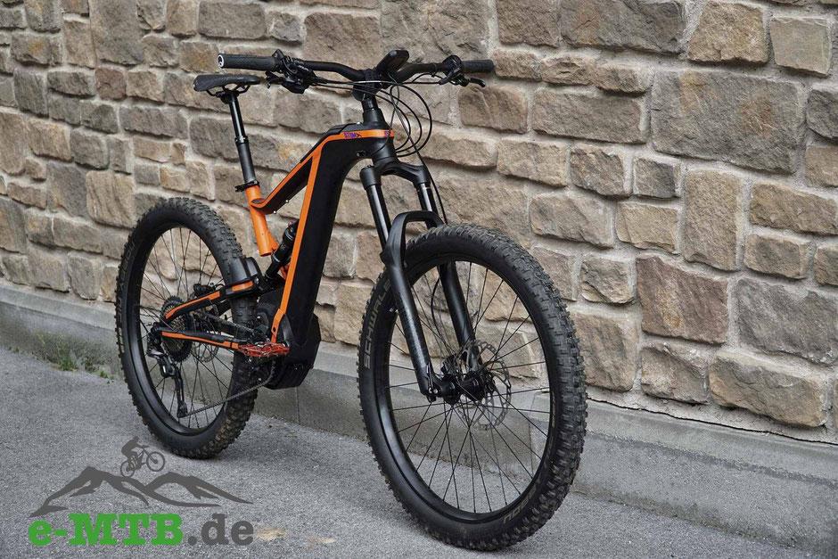Das eMTB Atom-X Lynx 6 Pro von BH Bikes in unserer Vorstellungsrunde