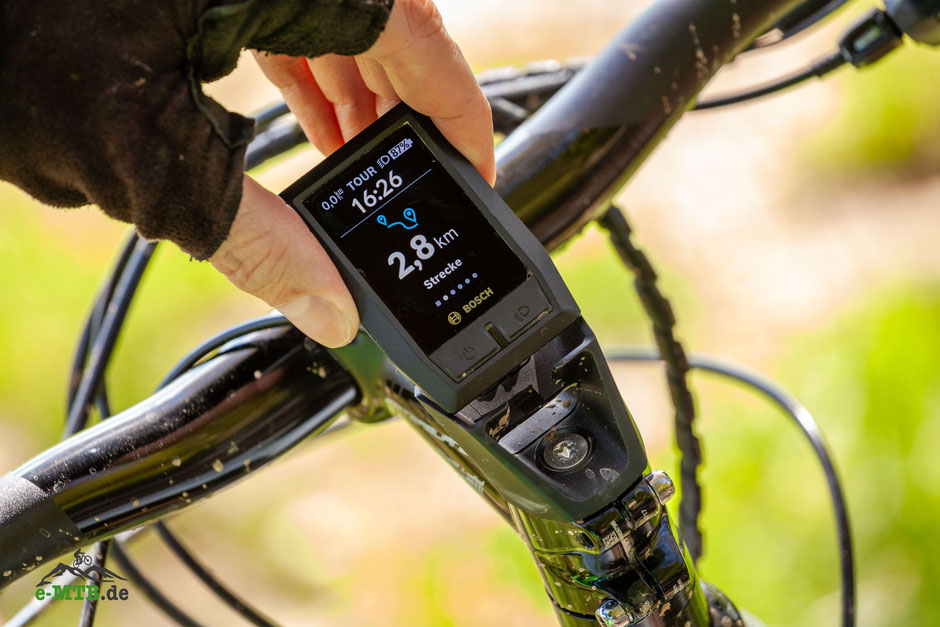 Im Praxistest: Bosch KIOX Display