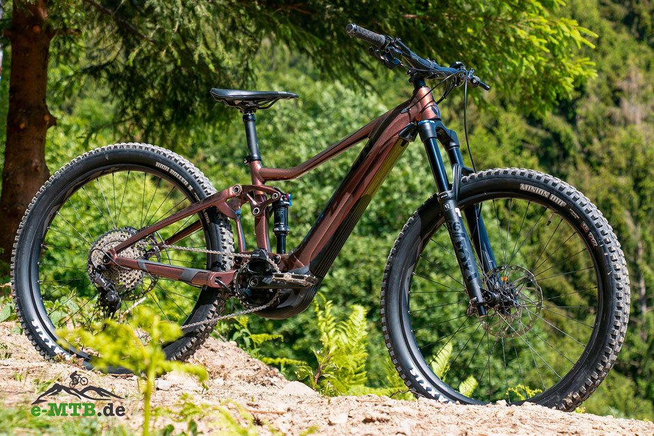 Bikevorstellung Liv Intrigue E+ 1 Pro 2020