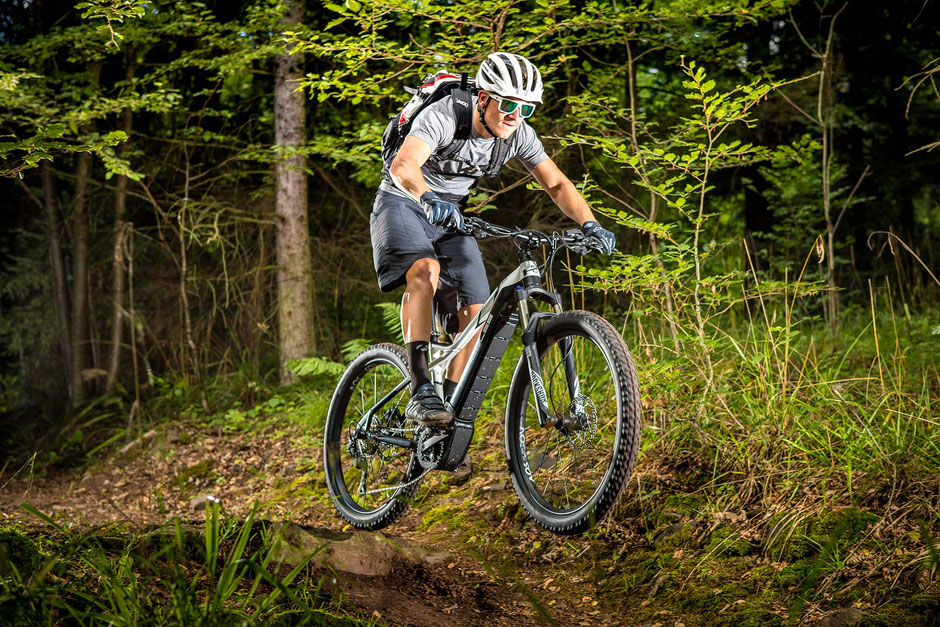 Hercules e-Fully und Hardtail e-Mountainbikes 2020 .