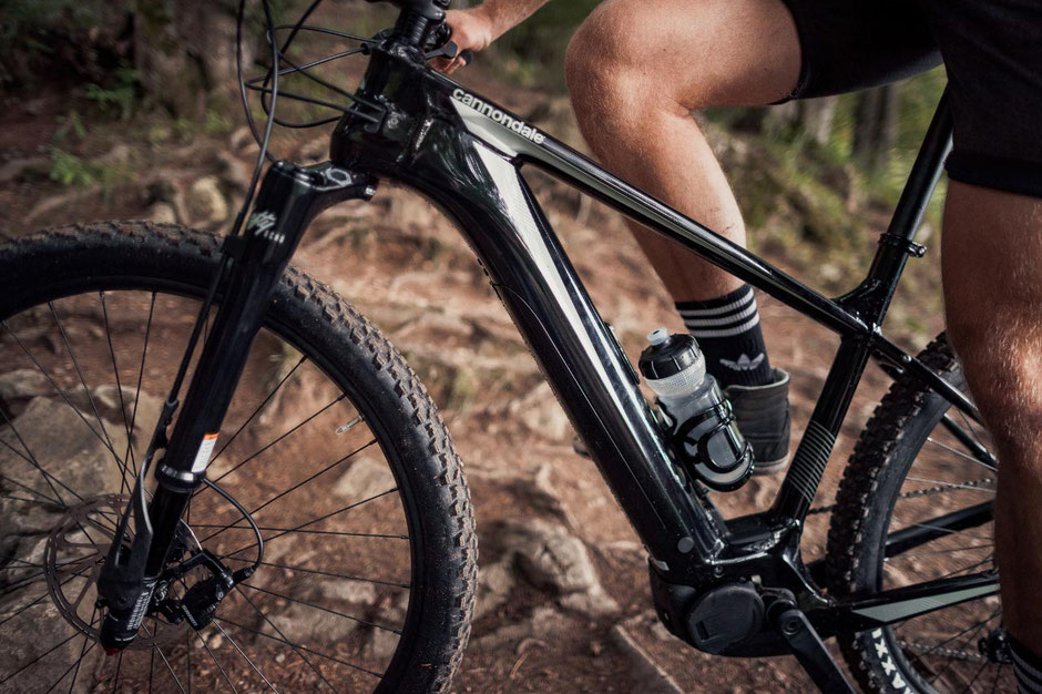 Testbericht Cannondale Trail Neo 2020