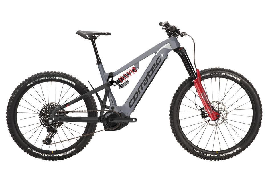 Corratec E-Power iLink 180 Factory 45 e-MTB