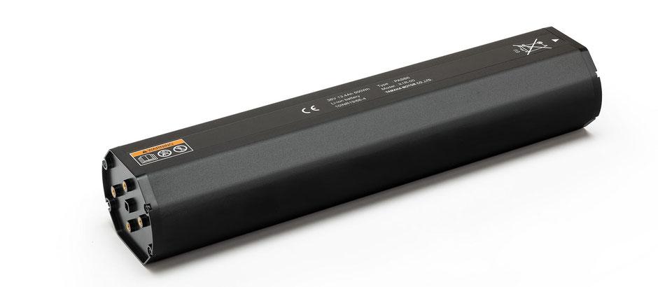 Der Yamaha PW-X2 ist kombinierbar mit 400 Wh, 500 Wh und 600 Wh