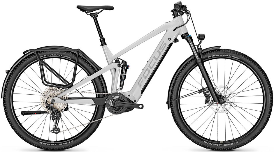 Focus Thron² 6.7 EQP e-Mountainbike