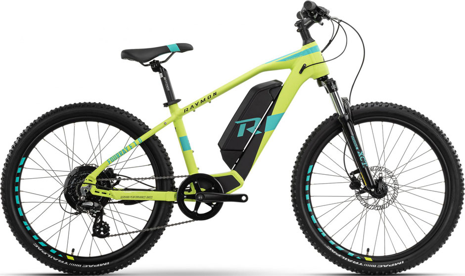 R Raymon FourRay E 1.0 e-MTB