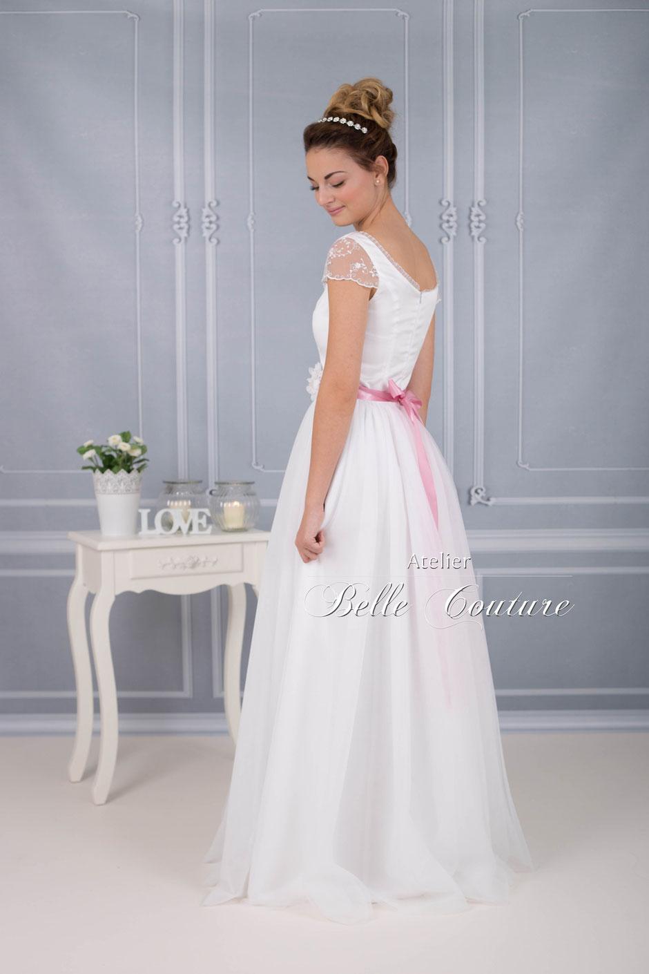 Bodenlanges Brautkleid - vintagebrauts Webseite!