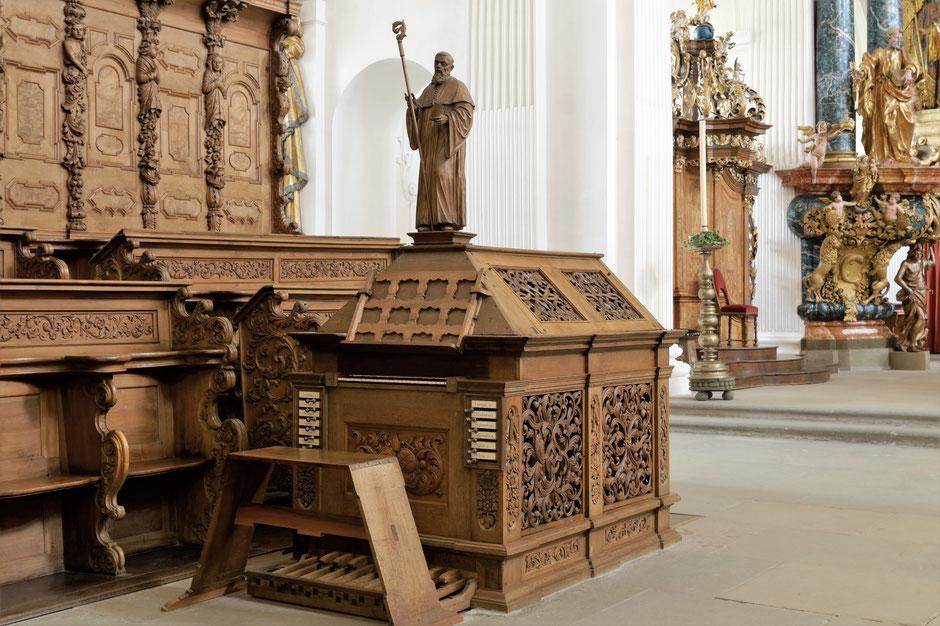 Orgel Rheinau