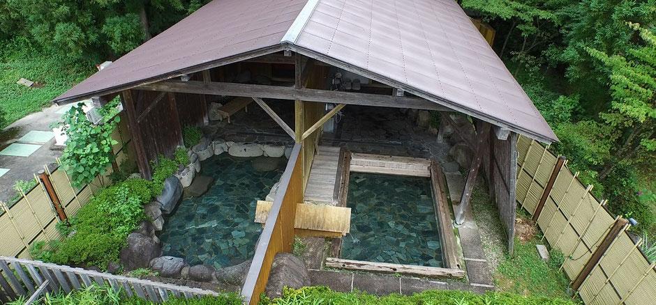 那須たかはらオートキャンプ場露天風呂