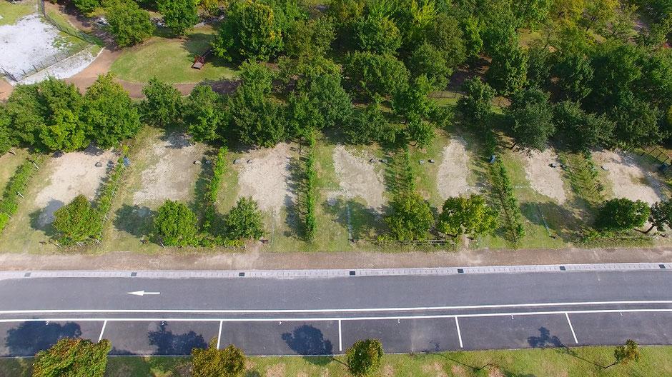 青川峡キャンピングパークプライベートサイト