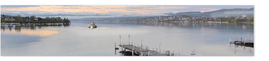 Grossformat Bilder von Zürich