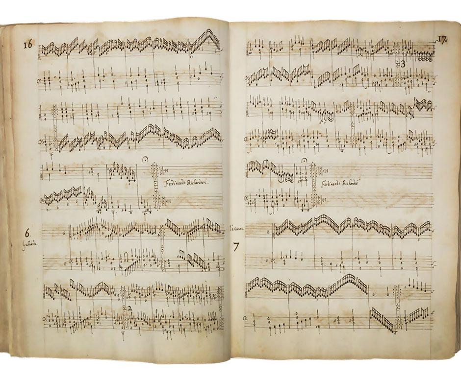 Manuscrito Fitzwilliam Virginal Book