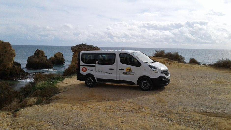 Galé Holidays Transfers in Galé,Albufeira,Algarve,Portugal perfekt für Familien Ausflüge an der Algarve.