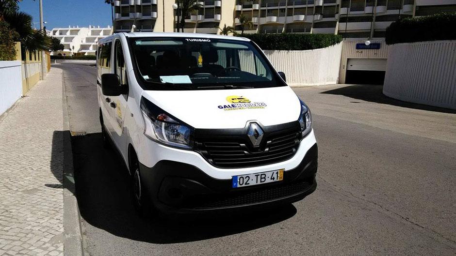 Galé Holidays Transfers in Galé,Albufeira,Algarve,Portugal perfekt für Ausflüge in Privat oder auch mit Familien Plänen.