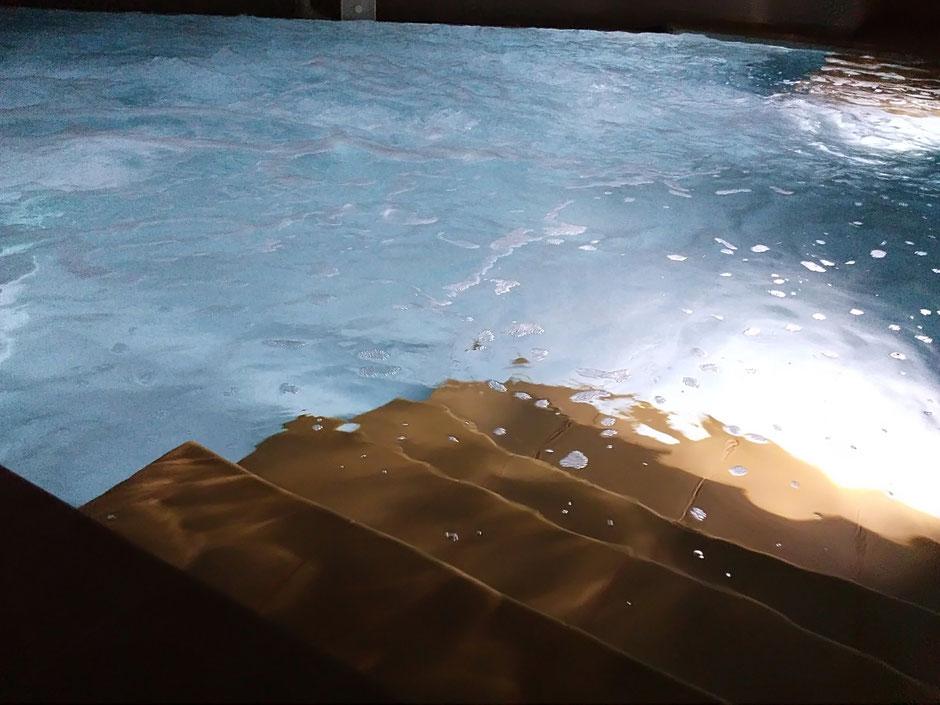 Aguadream mit banhos Mediterrânicos in Alvor,Portimão,Algarve,Portugal geeignet für perfektes Bad mit Heissem,Kaltem,Warmen oder doch mit Salz Wasser oder Jacuzzi.