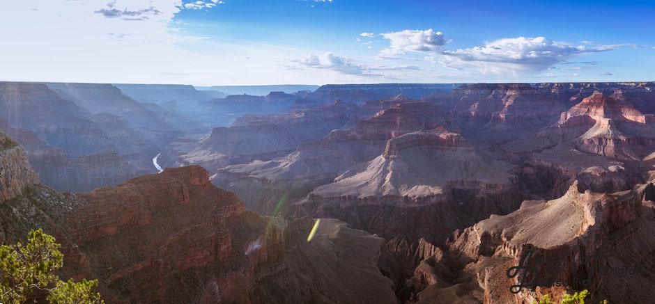 Hopi Point Aussichtspunkt