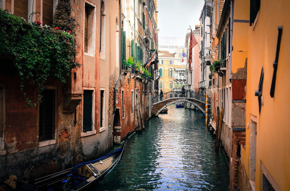 Venice Italy with a baby or toddler
