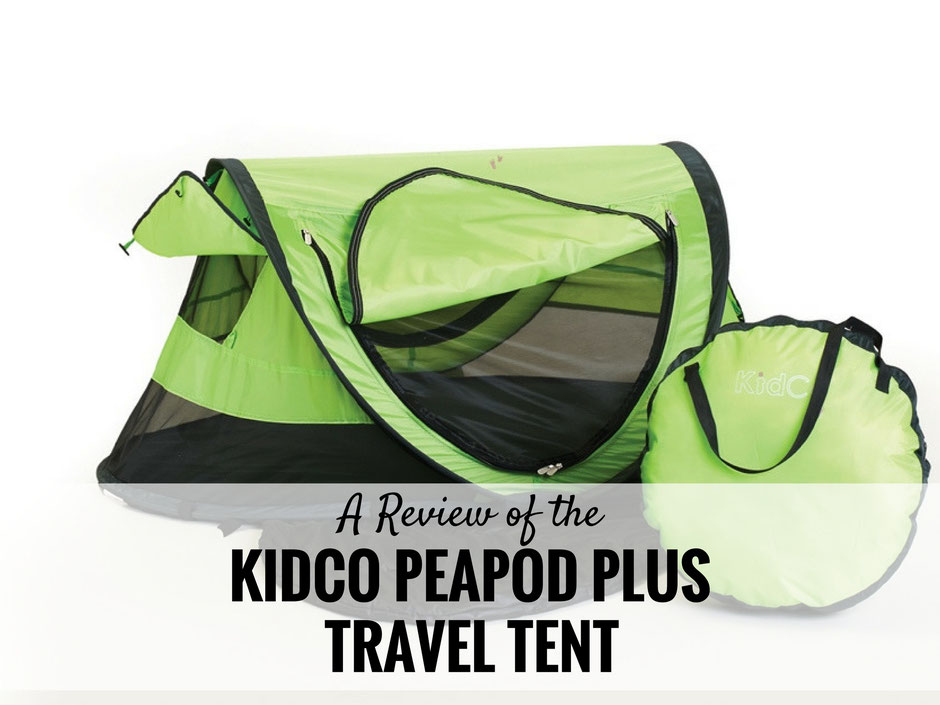 Looking for a lightweight travel crib for your baby? The PeaPod Plus tent is the only travel crib you'll need. Click to read our full review. | Family Travel  | Travel with baby, infant, toddler | Traveling with baby | Travel Crib | Baby Sleep on Vacation
