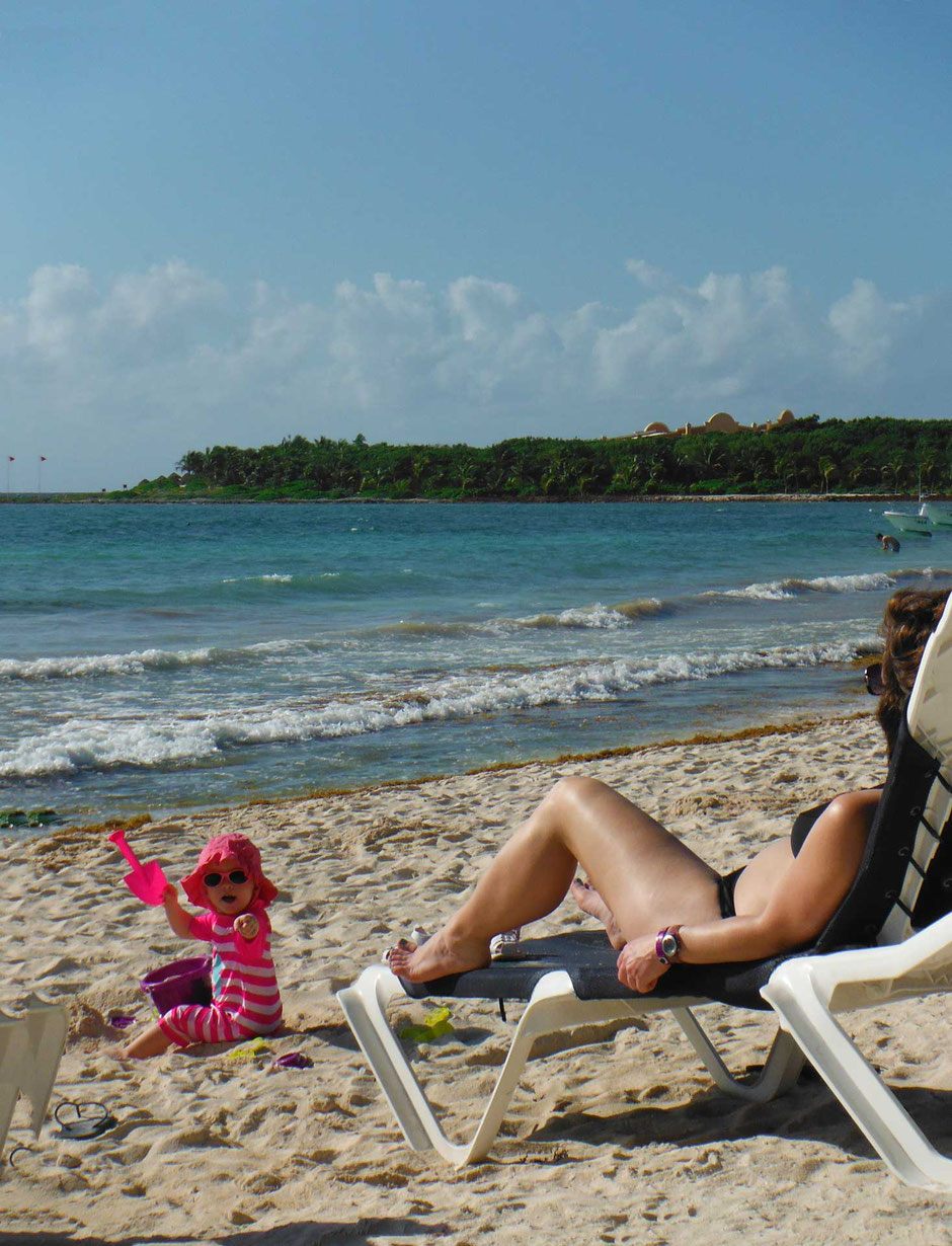 Mexico All-Inclusive with a toddler and pregnant