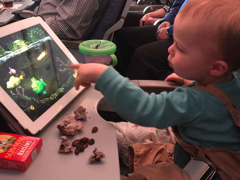 Flight Activities for a Busy Toddler