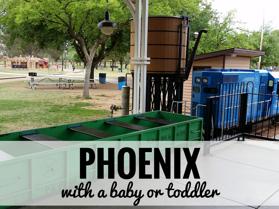 Travelling to Phoenix, Arizona With a Baby or Toddler? Here are 5 baby and toddler friendly activities the entire family will enjoy! Read more at www.BabyCanTravel.com/blog