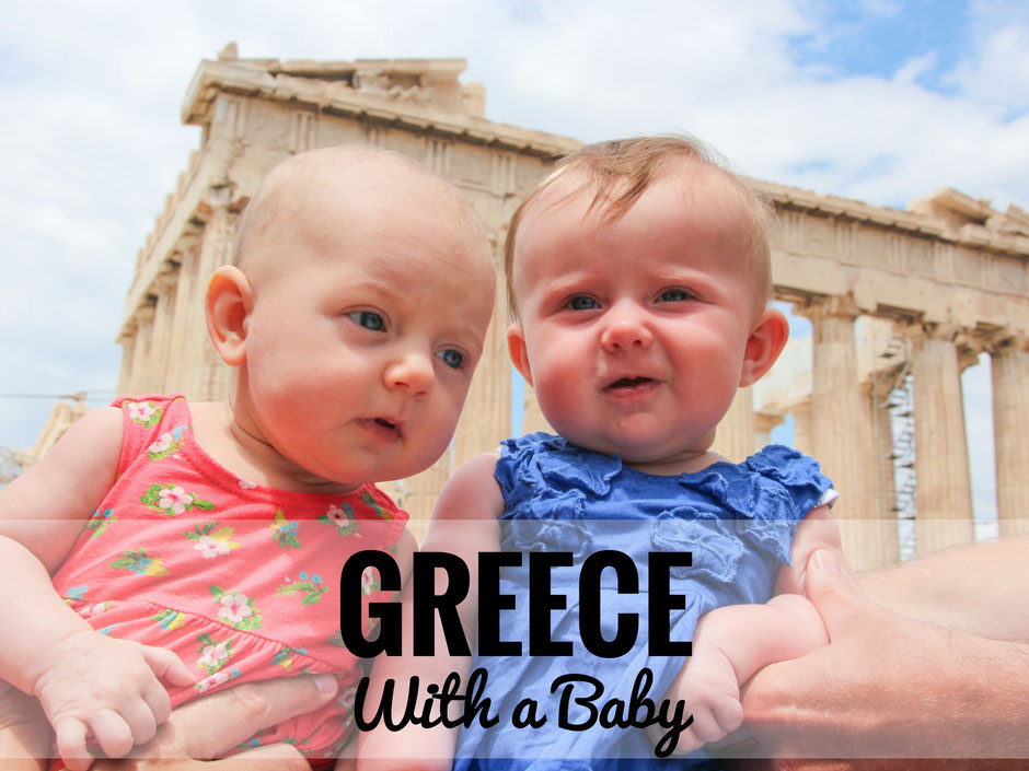 The ultimate guide to taking your baby to Greece! Wondering what to bring and where to go? This post includes everything you need to know about one family trip to Athens, Santorini, Mykonos, and more...Read more www.BabyCanTravel.com/Blog