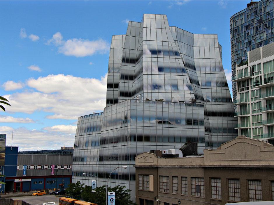 Buildings NYC