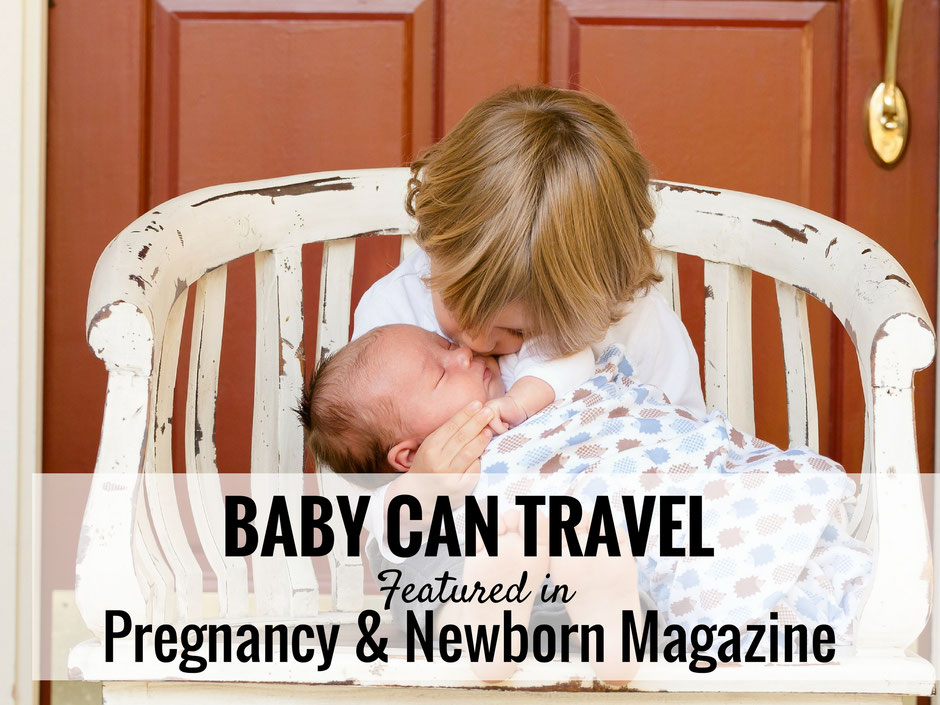 Baby Can Travel in Pregnancy & Newborn Magazine | Stroller or Baby Carrier | Family Travel  | Travel with baby, infant, toddler | Traveling with baby | Family Travel |  @pnmag