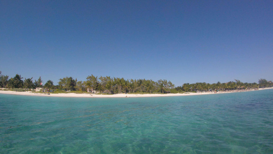 Baby Friendly Beaches Around Playa Del Carmen - Xpu Ha