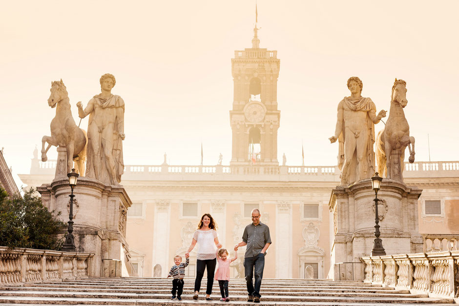 Family Travel Rome Italy