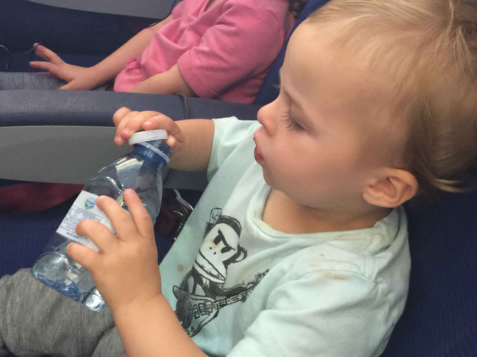 Travel Tips for Flying with a Toddler