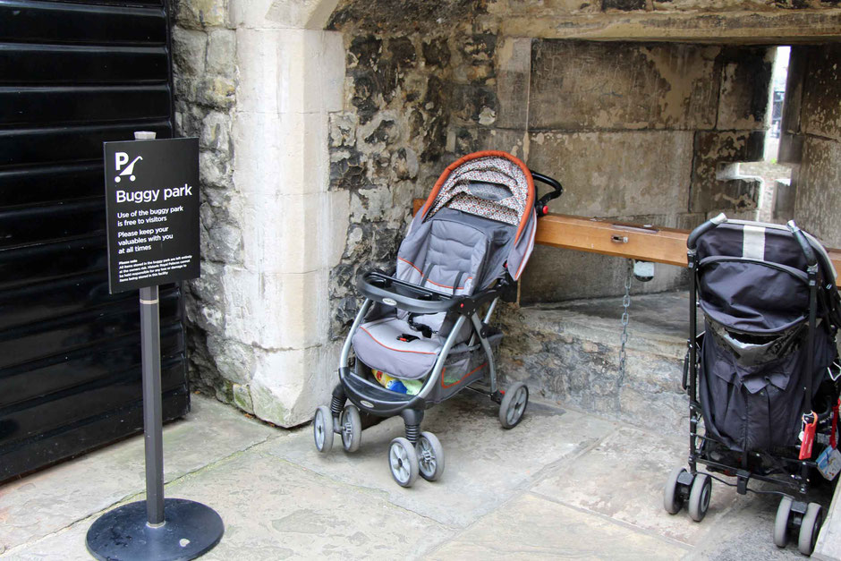 Why Europe is Amazing for Babies and Toddlers - Getting around with a stroller is easy
