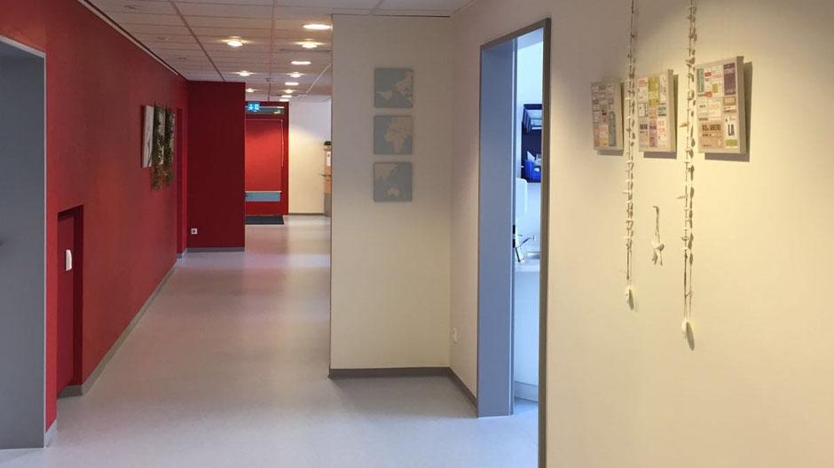 Flurbereich - Facharztpraxis Wolfgang Schweiger Nürnberg