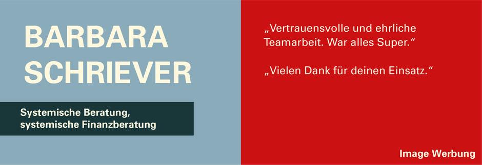 FUNKENFLUG DESIGN Kundenstimmen Systemische Beratung Barbara Schriever