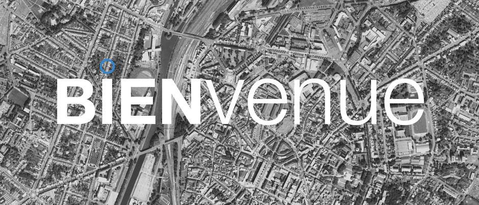 Novembre 2016 - L'agence s'installe à Valenciennes !