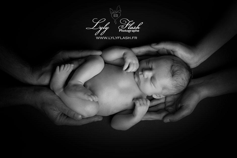 photographe nouveau-né naissance urgence