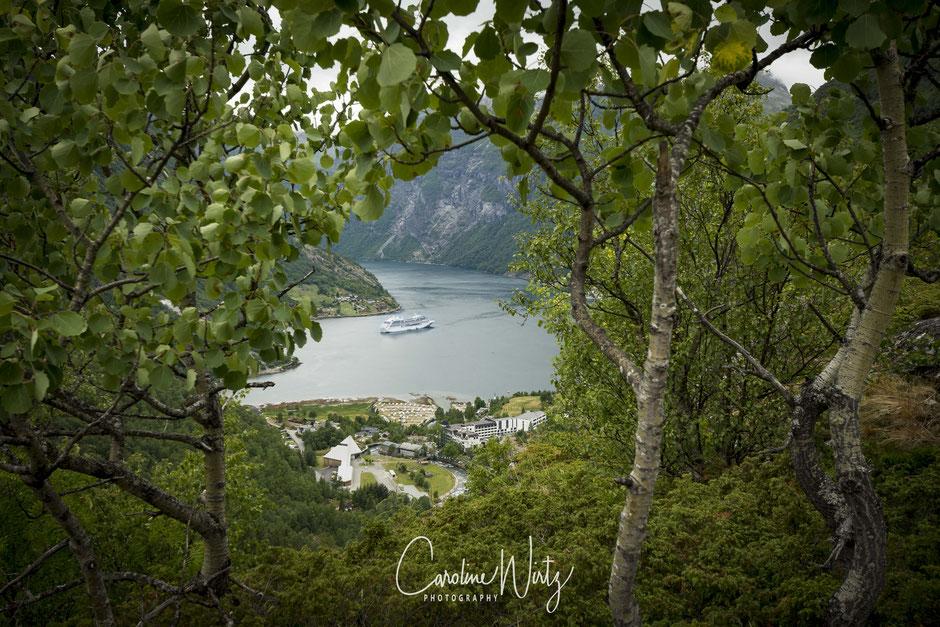 Geirangerfjord | Norway