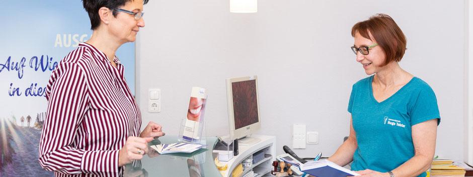 Zahnarztpraxis Hugo Teister in Giessen - Kontakt