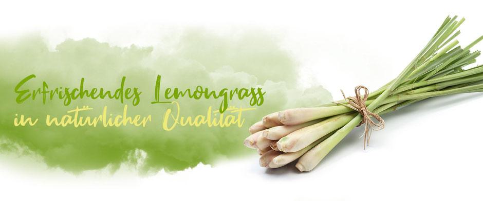 Lemongrass Saunaöl von Odoro Essenzen wirkt erfrischend und anregend in der Sauna.
