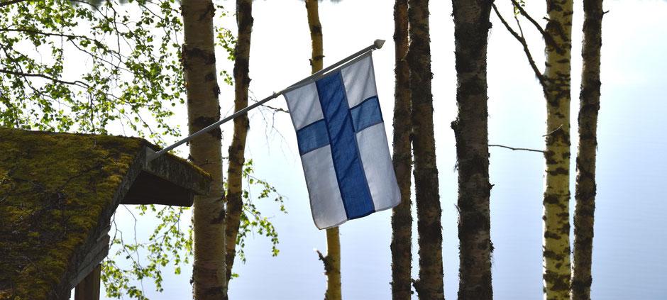 Typisch Finnische Saunaprodukte genießen