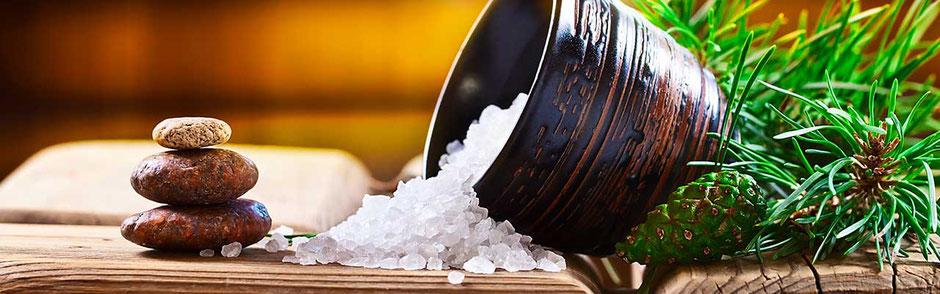 Saunasalz Peeling von Odoro Essenzen im Sauna-Onlineshop. Sauna Salz, Aufgüsse und Sauna zubehör online kaufen.