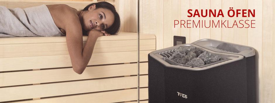 Tylo Sauna Öfen und Saunaheizer der Premiumklasse. In Top Qualität vom schwedischen Hersteller Tylö für die Heimsauna.
