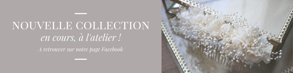 La cinquième Saison travaille sur la nouvelle collection, en cours de création à l'atelier ! Retrouvez nous sur facebook pour rester informé.