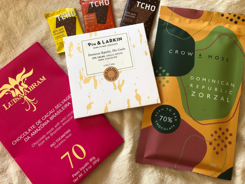 Bird-friendly Chocolate Tasting Kits