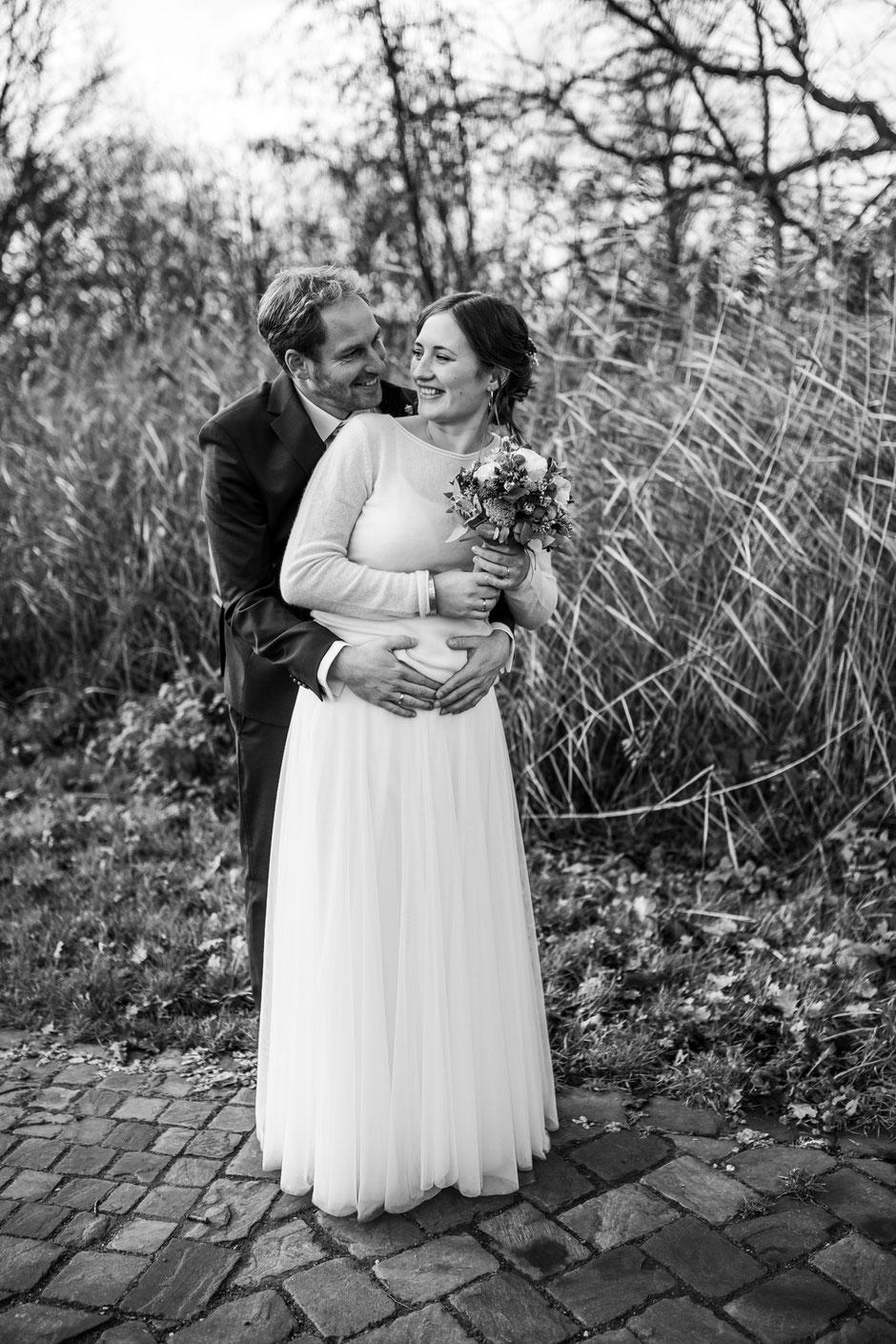 Standesamtliche Hochzeit in Lüdinghausen, Janine Piontek Fotografie, Winterhochzeit Lüdinghausen