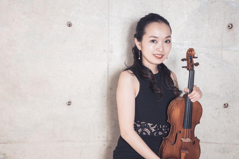 廣瀬心香 ヴァイオリン