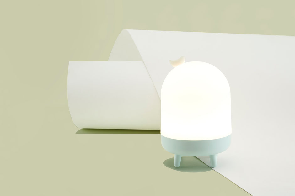 Animal Night Light 'Bird' designed by Lucas & Lucas for MINISO