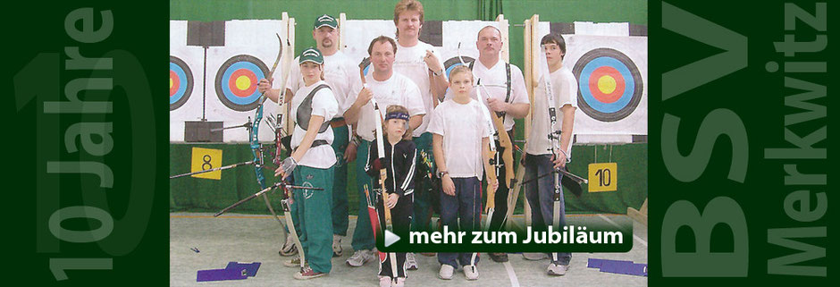 Fotocollage - 10 Jahre BSV Merkwitz 1997 e.V.