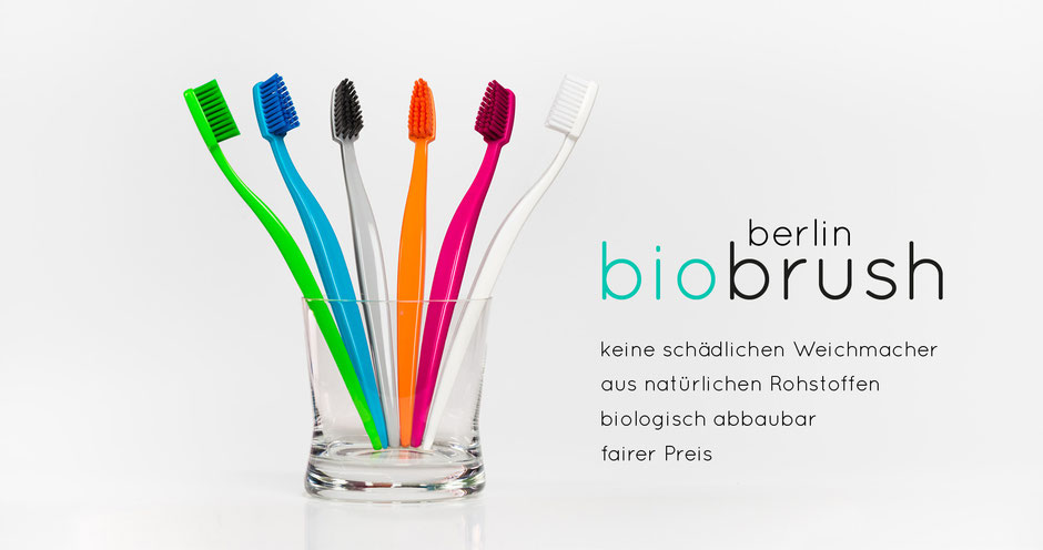 Bild: Biozahnbürste,biobrush,bio